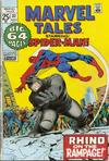 Cover for Marvel Tales (Marvel, 1966 series) #32