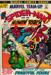 Cover for Marvel Team-Up (Marvel, 1972 series) #2