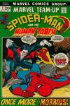 Cover for Marvel Team-Up (Marvel, 1972 series) #3