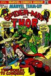 Cover for Marvel Team-Up (Marvel, 1972 series) #7
