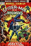 Cover for Marvel Team-Up (Marvel, 1972 series) #11