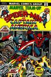 Cover for Marvel Team-Up (Marvel, 1972 series) #13