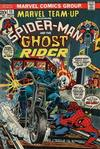 Cover for Marvel Team-Up (Marvel, 1972 series) #15