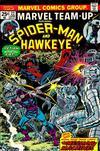 Cover for Marvel Team-Up (Marvel, 1972 series) #22