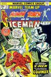 Cover for Marvel Team-Up (Marvel, 1972 series) #23