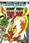Cover for Marvel Team-Up (Marvel, 1972 series) #29 [Regular]