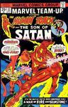 Cover for Marvel Team-Up (Marvel, 1972 series) #32 [Regular]