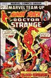 Cover for Marvel Team-Up (Marvel, 1972 series) #35 [Regular]