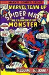 Cover for Marvel Team-Up (Marvel, 1972 series) #36 [Regular]