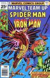 Cover for Marvel Team-Up (Marvel, 1972 series) #48 [25¢]