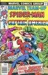 Cover for Marvel Team-Up (Marvel, 1972 series) #52