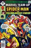 Cover for Marvel Team-Up (Marvel, 1972 series) #59 [Whitman]