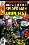 Cover for Marvel Team-Up (Marvel, 1972 series) #63