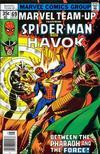 Cover for Marvel Team-Up (Marvel, 1972 series) #69