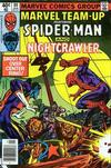 Cover Thumbnail for Marvel Team-Up (1972 series) #89 [Newsstand]