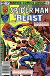 Cover Thumbnail for Marvel Team-Up (1972 series) #124 [Newsstand Edition]