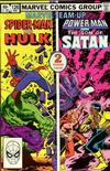 Cover for Marvel Team-Up (Marvel, 1972 series) #126 [Direct]