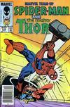 Cover Thumbnail for Marvel Team-Up (1972 series) #148 [Newsstand Edition]
