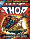 Cover for Marvel Treasury Edition (Marvel, 1974 series) #3 [Regular Edition]