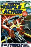 Cover for Marvel Triple Action (Marvel, 1972 series) #1