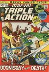 Cover for Marvel Triple Action (Marvel, 1972 series) #3