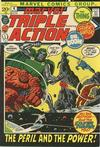 Cover for Marvel Triple Action (Marvel, 1972 series) #4