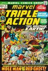 Cover for Marvel Triple Action (Marvel, 1972 series) #6