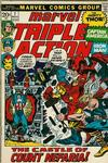 Cover for Marvel Triple Action (Marvel, 1972 series) #7