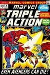 Cover for Marvel Triple Action (Marvel, 1972 series) #8