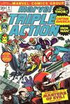 Cover for Marvel Triple Action (Marvel, 1972 series) #9