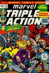 Cover for Marvel Triple Action (Marvel, 1972 series) #10