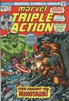 Cover for Marvel Triple Action (Marvel, 1972 series) #11