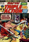 Cover for Marvel Triple Action (Marvel, 1972 series) #12