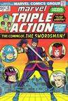 Cover for Marvel Triple Action (Marvel, 1972 series) #13