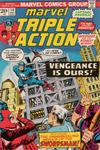 Cover for Marvel Triple Action (Marvel, 1972 series) #14