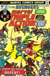 Cover for Marvel Triple Action (Marvel, 1972 series) #18