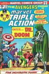 Cover for Marvel Triple Action (Marvel, 1972 series) #19
