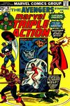 Cover for Marvel Triple Action (Marvel, 1972 series) #20