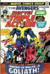 Cover for Marvel Triple Action (Marvel, 1972 series) #22