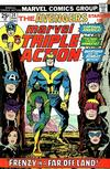 Cover for Marvel Triple Action (Marvel, 1972 series) #24