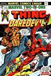 Cover for Marvel Two-in-One (Marvel, 1974 series) #3