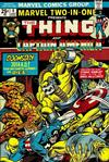Cover for Marvel Two-in-One (Marvel, 1974 series) #4