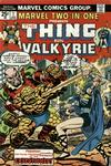 Cover for Marvel Two-in-One (Marvel, 1974 series) #7