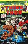 Cover for Marvel Two-in-One (Marvel, 1974 series) #9