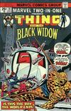 Cover for Marvel Two-in-One (Marvel, 1974 series) #10