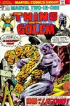 Cover for Marvel Two-in-One (Marvel, 1974 series) #11 [Regular]
