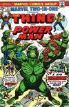 Cover for Marvel Two-in-One (Marvel, 1974 series) #13 [Regular]