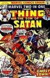 Cover for Marvel Two-in-One (Marvel, 1974 series) #14 [Regular]