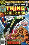 Cover for Marvel Two-in-One (Marvel, 1974 series) #17 [25¢]