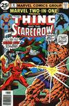 Cover for Marvel Two-in-One (Marvel, 1974 series) #18 [25¢]